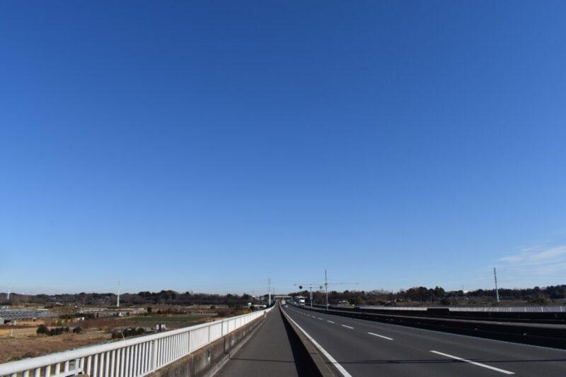 新見沼大橋有料道路