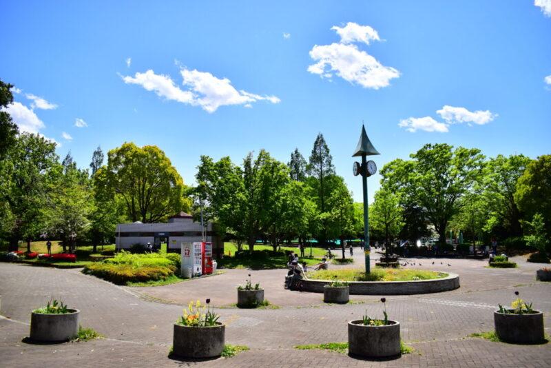 八王子公園エントランス