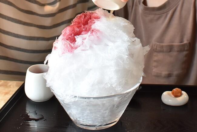 阿佐美冷蔵 かき氷