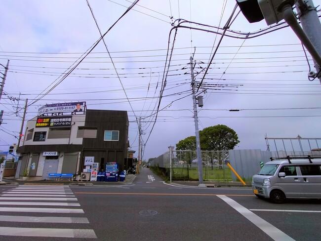 「(仮称)埼⽟県⽴総合教育センター跡地公園」現状