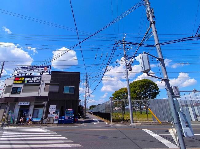 埼玉県立総合教育センター跡地