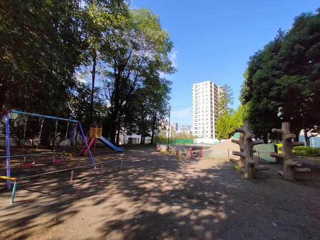 常盤公園遊具広場