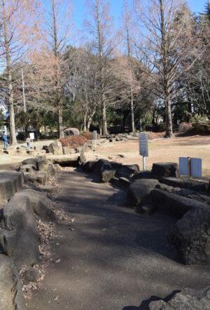 大崎公園じゃぶじゃぶ池