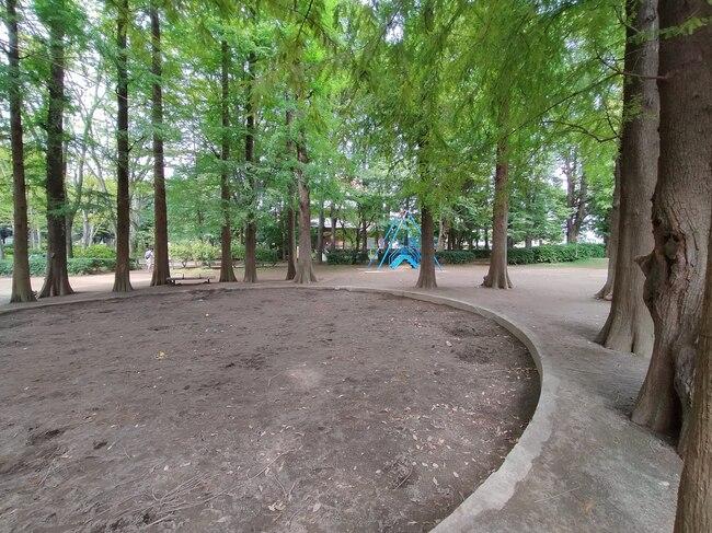 別所沼公園北側児童広場