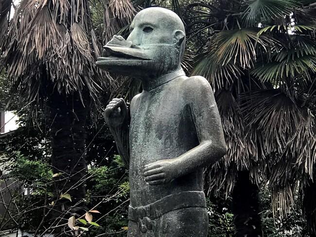 別所沼公園メキシコ広場