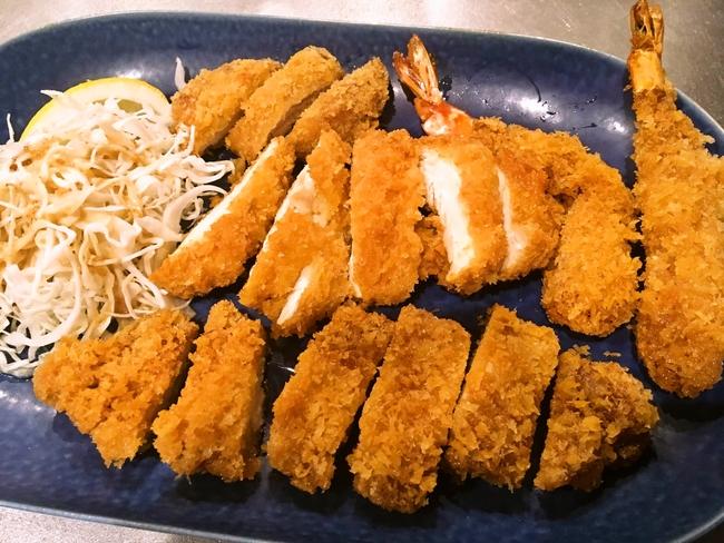 フードパンダ夕食
