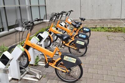 さいたま市コミュニティサイクル
